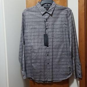 NWT Marc Anthony Men's Long Sleeve Shirt